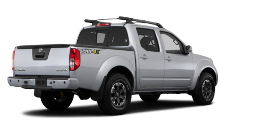 new 2017 nissan frontier pro 4x for sale in montreal spinelli nissan. Black Bedroom Furniture Sets. Home Design Ideas