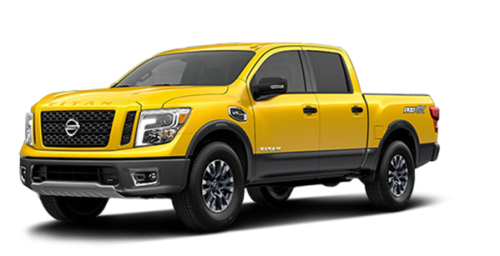 new 2017 nissan titan pro 4x for sale in montreal spinelli nissan. Black Bedroom Furniture Sets. Home Design Ideas
