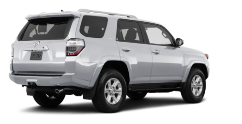 Toyota 4Runner BASE 2017