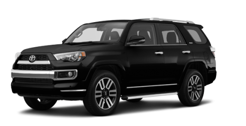 2017 Toyota 4runner Limited In Montreal West Island Spinelli Toyota Pointe Claire