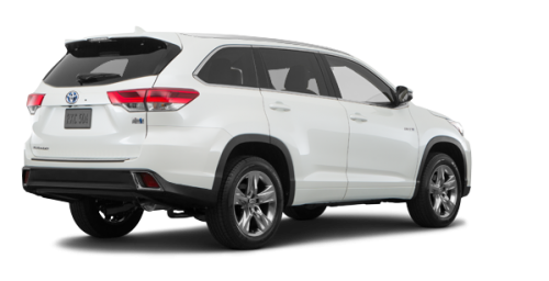 2017 toyota highlander hybrid limited mendes toyota in ottawa. Black Bedroom Furniture Sets. Home Design Ideas
