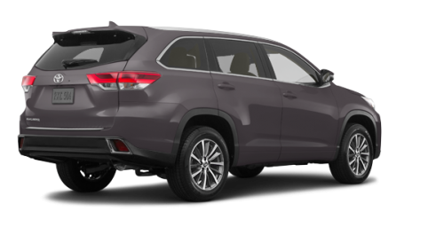 2017 toyota highlander xle awd in montreal near laval spinelli toyota lachine. Black Bedroom Furniture Sets. Home Design Ideas