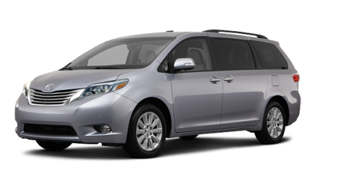 2017 toyota sienna xle awd mendes toyota in ottawa. Black Bedroom Furniture Sets. Home Design Ideas