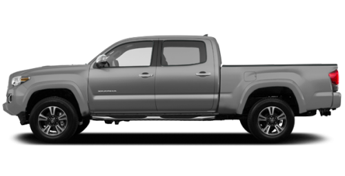2017 toyota tacoma 4x4 double cab v6 limited in montreal. Black Bedroom Furniture Sets. Home Design Ideas