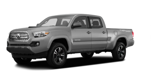 2017 toyota tacoma 4x4 double cab v6 sr5 in montreal west. Black Bedroom Furniture Sets. Home Design Ideas