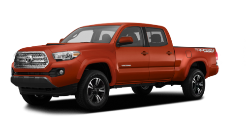 2017 toyota tacoma 4x4 double cab v6 sr5 in montreal near. Black Bedroom Furniture Sets. Home Design Ideas