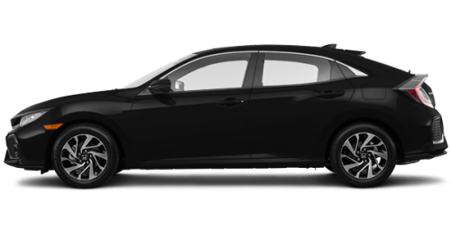 honda civic 2018 black. simple honda honda civic hatchback lx 2018 to honda civic black