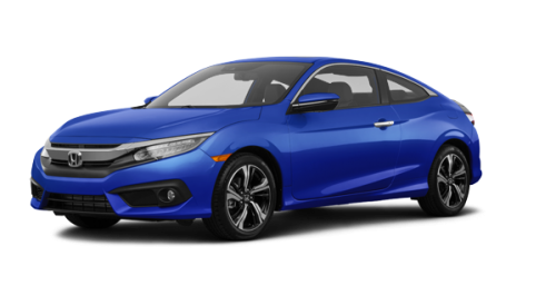 Honda Civic Coupé TOURING 2018