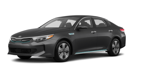 Kia Optima PHEV EX 2018
