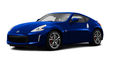 Nissan 370Z Coupe TOURING SPORT 2018