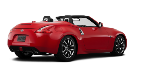 Nissan 370Z Roadster TOURING 2018