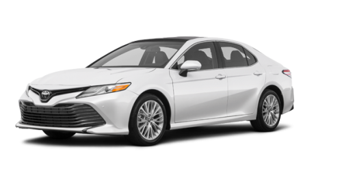 Toyota Certified Pre Owned >> 2018 Toyota Camry XLE in Montreal (West Island) | Spinelli Toyota Pointe-Claire