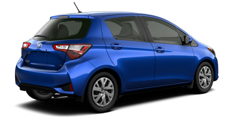 Toyota Yaris Hatchback 5-DOOR LE 2018