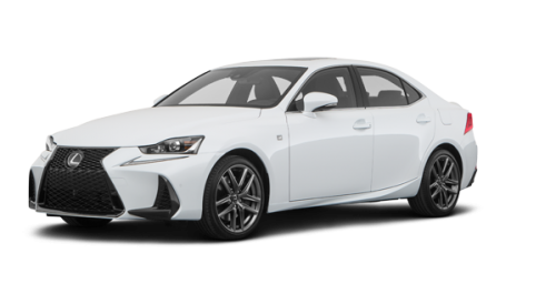 Lexus IS 350 AWD F SPORT 2018