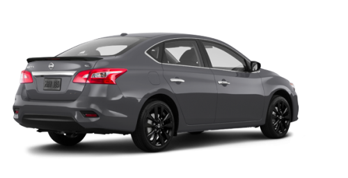 New 2018 Nissan Sentra SV MIDNIGHT EDITION for sale in ...