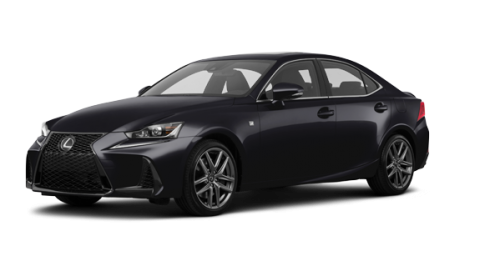 Lexus IS 300 AWD F SPORT 2019