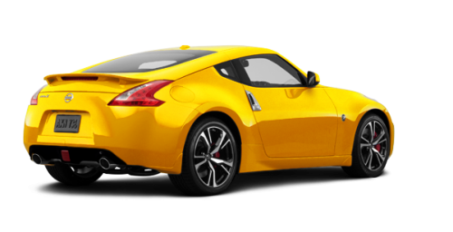 Nissan 370Z Coupe TOURING SPORT 2019