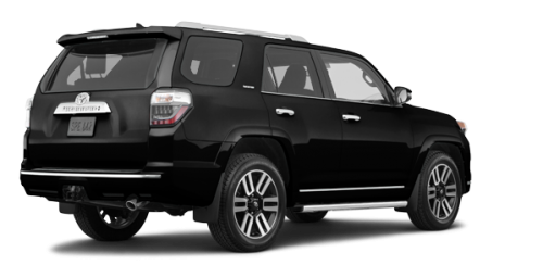 Toyota 4Runner LIMITED 7 Occupants 2020