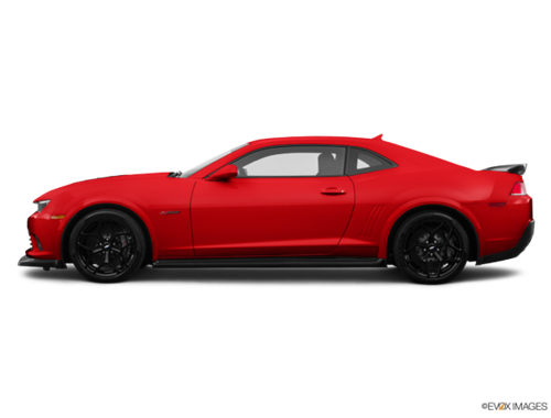2015 Chevrolet Camaro coupe