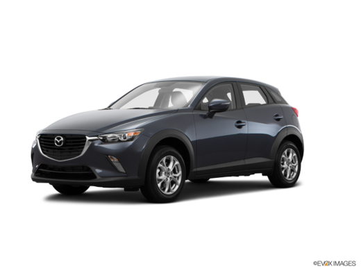 2017 Mazda CX-3 GS FWD at