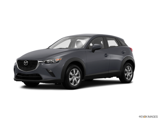 Mazda CX-3 GX AWD at 2017