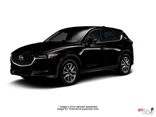 Mazda CX-5 GX AWD at 2017