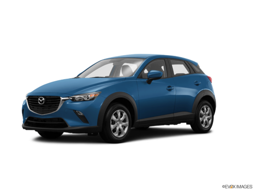 Mazda CX-3 GX FWD 6sp 2018