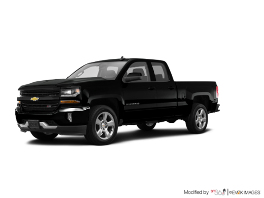 CHEVY TRUCKS SILVERADO 1500 DOUBLE 4X4 2LT 2017