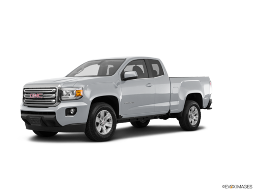 GMC CANYON CREW 4X4 4LE 2017