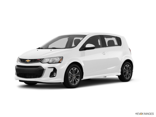 Chevrolet SONIC 5-DOOR LT 2018