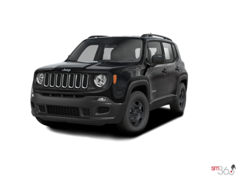 2015 Jeep Renegade SPORT CAMERA 4x4