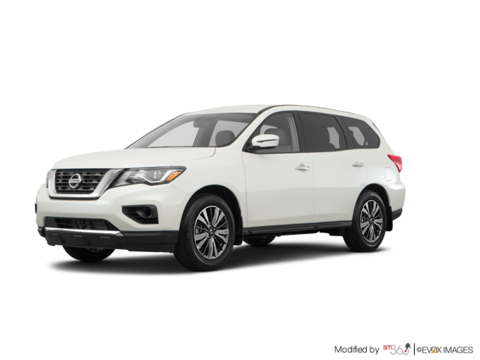 NISSAN TRUCKS PATHFINDER 4X4 SV Tech 2018