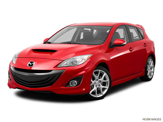 Mazda <span>SPEED3 2012 MAZDASPEED3</span>