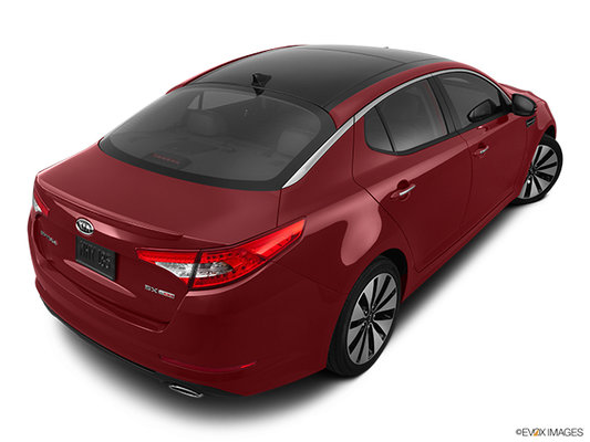 Kia <span>Optima SX 2012</span>