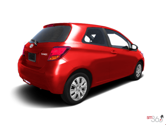 New 2015 Toyota Yaris 3 Door Ce For Sale In Pincourt
