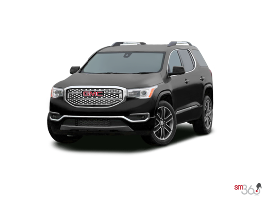 new 2017 gmc acadia denali at brett chevrolet cadillac buick gmc ltd. Black Bedroom Furniture Sets. Home Design Ideas