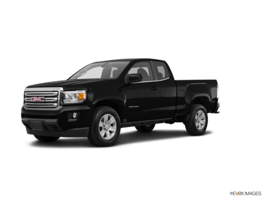 new 2017 gmc canyon sle at brett chevrolet cadillac buick. Black Bedroom Furniture Sets. Home Design Ideas