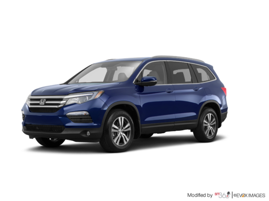 new 2017 honda pilot ex at fundy honda. Black Bedroom Furniture Sets. Home Design Ideas