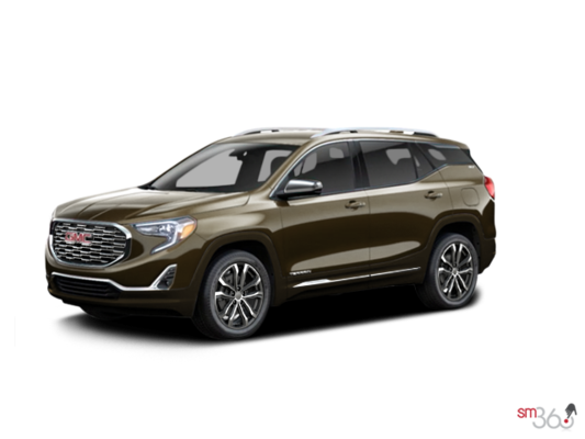 New 2018 GMC Terrain DENALI at Brett Chevrolet Cadillac ...