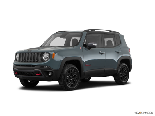 Jeep Renegade Trailhawk 2018