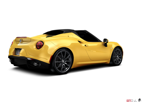 alfa romeo 4c spider 2015 alliance autogroupe montr al qu bec. Black Bedroom Furniture Sets. Home Design Ideas