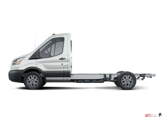 2015 Ford Transit CC-CA CHASSIS CAB