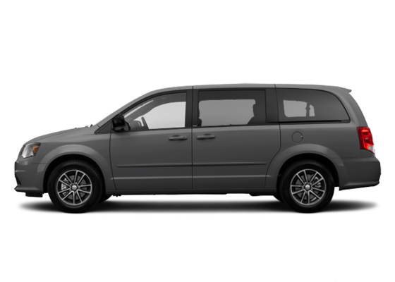 Dodge Grand Caravan BLACKTOP 2016