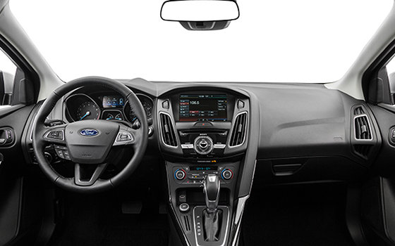 2016 Ford Focus Sedan TITANIUM