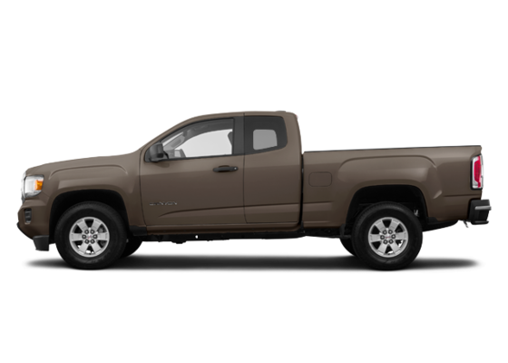 2016 GMC Canyon SL