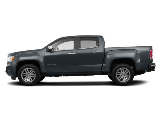 GMC Canyon SLT 2016