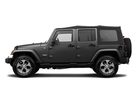 Jeep Wrangler UNLIMITED SAHARA 2016