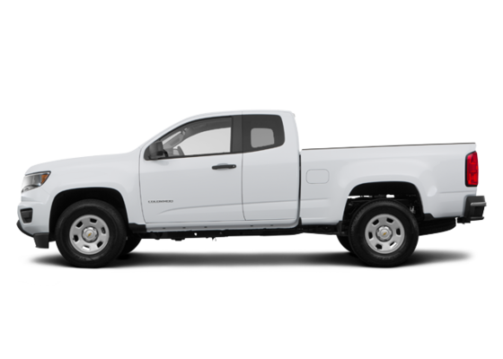 2017 Chevrolet Colorado BASE