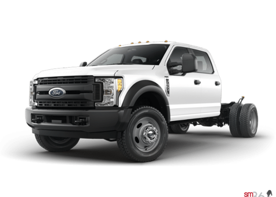 2017 Ford Chassis Cab F-550 XL