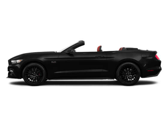 2017 Ford Mustang Convertible GT Premium